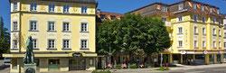 Hotel Schlosskrone in Füssen
