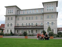 Schloss Rothschild in Hemsbach
