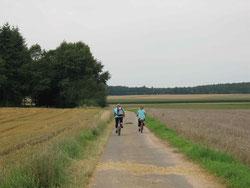 Trüffelwutz on bike