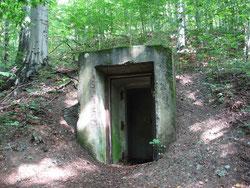Der mysteriöse Bunker