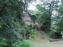 Die Rallye durch die Burg Eberbach