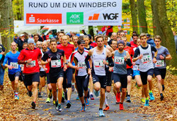 Start Hauptlauf - Foto: Frank Fritsche