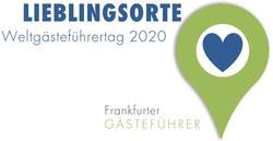 journées mondiales des guides touristiques logo Francfort