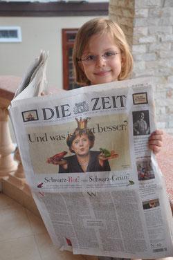 Rot oder Grün, wie wird sich Merkel entscheiden?