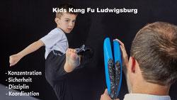 Selbstverteidigung & Kampfkunst für Kinder Ludwigsburg