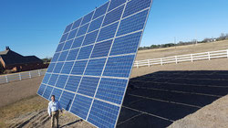 2-Axis Trackers: the ULTIMATE in solar energy for your ranch