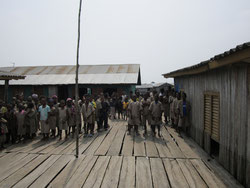 Schule Toyoyomé, Benin (© Brühl Stiftung)