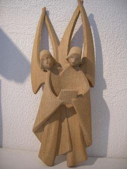 Engel Skulptur