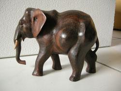 Elefant Ebenholz