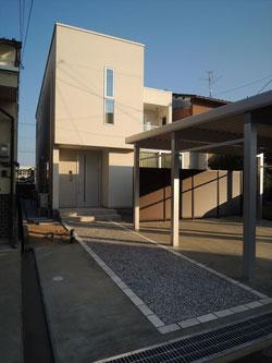 富山市M邸完成