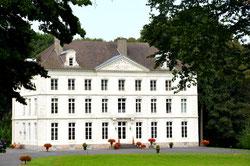 Le château de Gézaincourt
