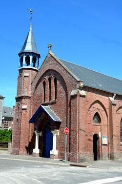 La chapelle des Marins-Cayeux-sur-Mer