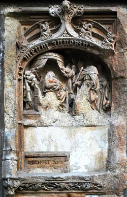 Tombe du curé Michel