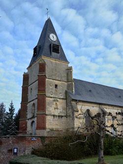 Eglise Saint-Vast de Ribemont-sur-Ancre