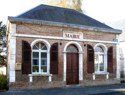 Mairie de Quesnoy-s-Airaines- Ph: G Labitte