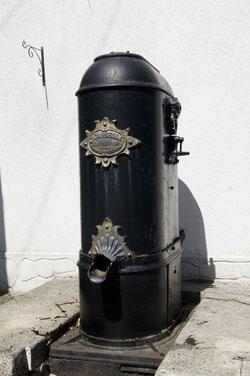 La pompe rénovée de Dromesnil- Photo: Patrice Lenne