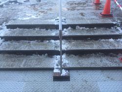 新潟雪氷対策マット