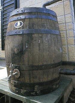 ビヤ樽屋外水栓・ガーデン蛇口・水栓札幌市手稲