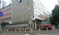 札幌外壁タイル落下防止