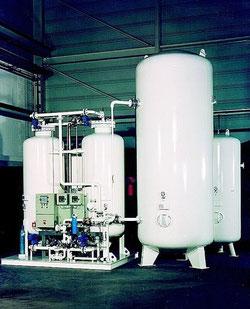 Nitrogen Generator (PSA-N2)