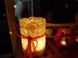 Bild: Windlichter beim Lichterfest