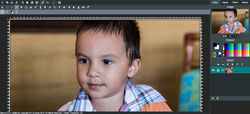 Stet.io can be between Photoshop and Lightroom as reference