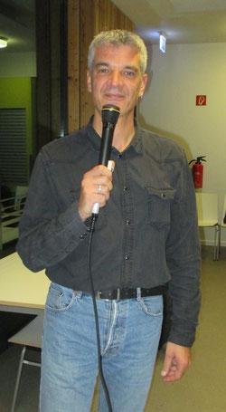 Gast-Caller Andreas Nissen
