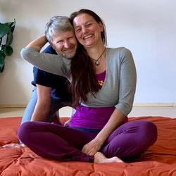Peter Link, Heike Trautwein, Workshops Thai Yoga