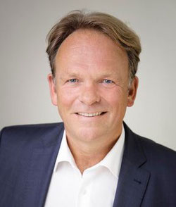 Reiner Heiken will take on his new role as CEO at Hellmann on December 1, 2018
