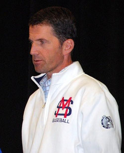 Doug Williams, manager College of San Mateo (California)