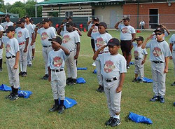 Foto: Astros MLB Urban Youth Academy