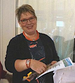 35 Jahre Mitgliedschaft Anne Thom