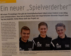 Aktuelle DFB-Schiedsrichterzeitung