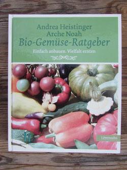 Bio Gemüse-Ratgeber Andrea Heistinger Arche Noah, Foto Kirnstötter