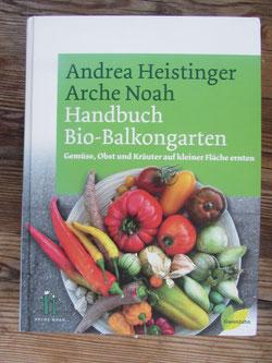 Handbuch Bio-Balkongarten Andrea Heistinger Arche Noah, Foto Kirnstötter