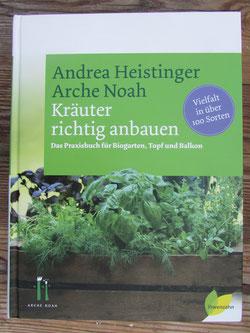 Kräuter richtig anbauen Andrea Heistinger Arche Noah, Foto Kirnstötter