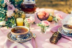 Senioren-Freizeit mit Kaffeklatsch