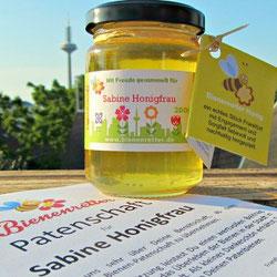 Bienenpatenschaft