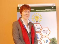 Vorsitzende Nicole Krüger