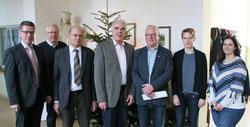Es ist geschafft: Der Heimatverein Darfeld darf sich über den Zuwendungsbescheid für die LEADER-Förderung des Backhauses Darfeld freuen.