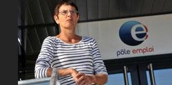 De nombreuses personnes sont oubliés par l'état comme Nathalie Michaud, une quinquagénaire au chômage qui a interpellé François Hollande en août à La Roche-sur-Yon