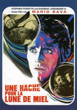 Une Hache Pour La Lune de Miel de Mario Bava - 1970 / Horreur - Giallo