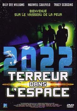 2022 - Terreur Dans L'Espace de Ricardo Jacques Gale
