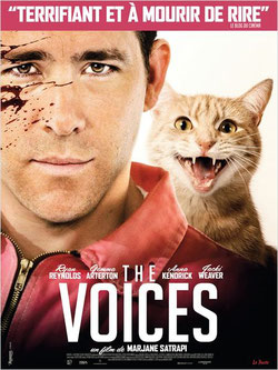 The Voices de Marjane Satrapi - 2014 / Thriller - Horreur