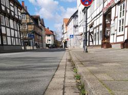 Klimaschutz, Klimaschutzagentur Weserbergland, Hameln, Baustraße