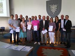Klimaschutzagentur Weserbergland, Energieeffizienznetzwerk Schaumburg