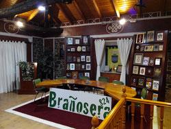 Interior del ayuntamiento. Foto: © Jesús Mediavilla