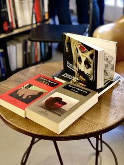 Selección de libros publicados por Martín Caparrós. / Por Laura Delgado