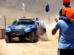 Imagen del Rally Dakar Foto: (cc) Wikipedia.org