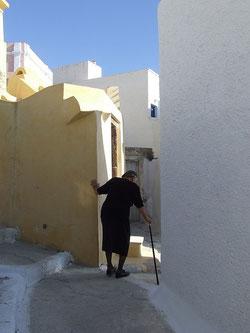 Anciana griega. (CC) Emanuel Godlstein